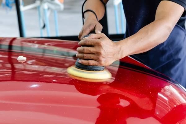 Car paint correction Port Macquarie